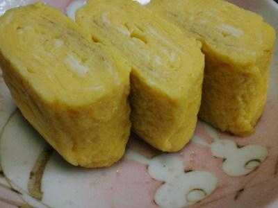 Sweet Tamagoyaki with Dashi