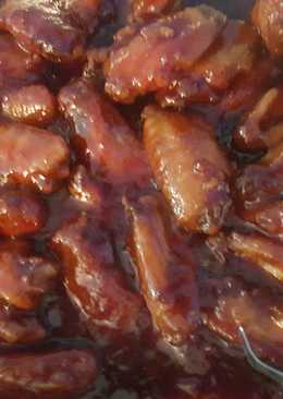 Hennessy wings recipes 7 recipes cookpad kuisines famous honey bbq wings forumfinder Choice Image