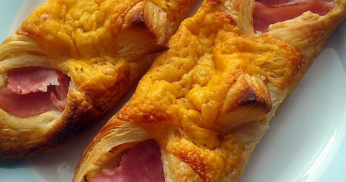 Puff pastry bacon recipes - 45 recipes - Cookpad