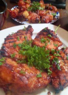 Sunshine Chinese Barbecue Chicken