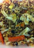 Layla's Vegetarian Majadra ????? ????