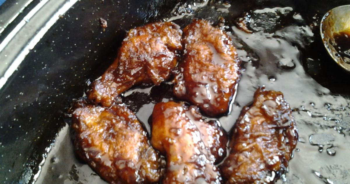 Japanese Chicken Wings Recipe by kdhawky16 - Cookpad