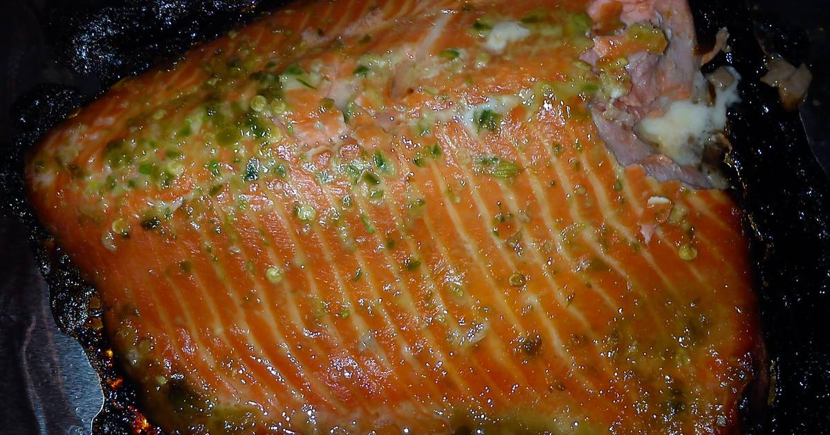Baked fish in foil recipes 244 recipes cookpad for Bake fish in foil