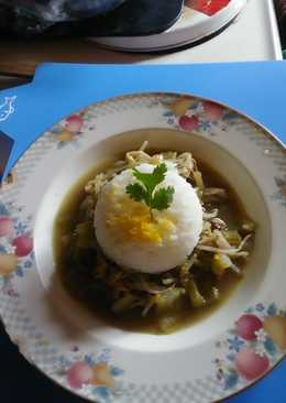 G's American Chop Suey with White Rice