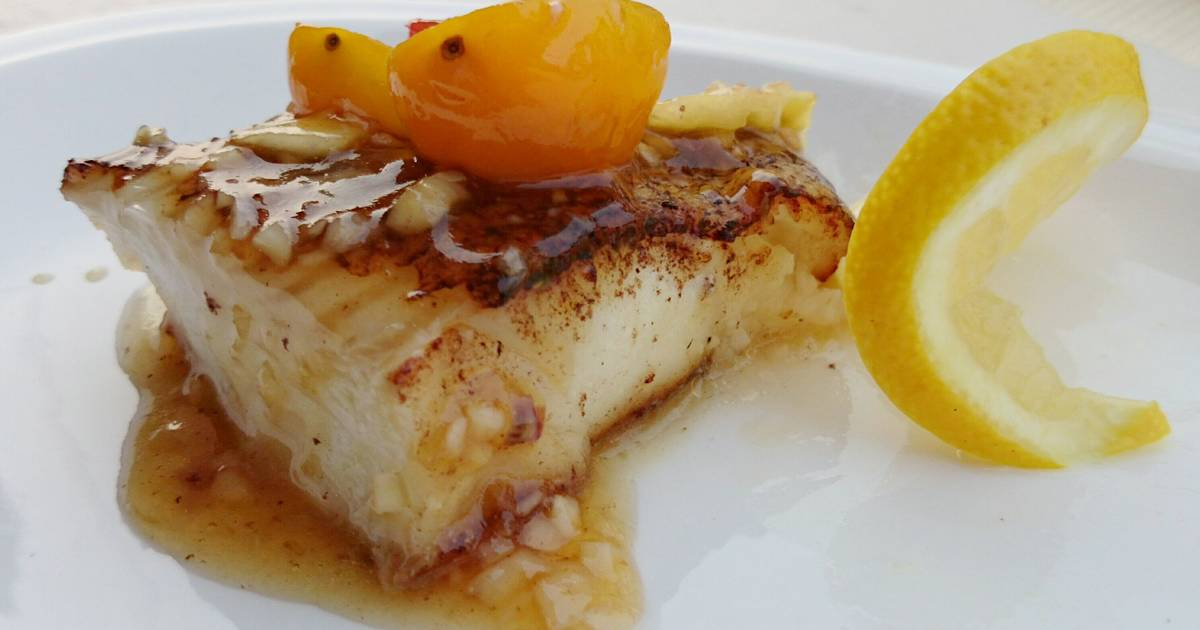 Pan fried hallibut in pineapple plum sauce recipe by lee for Pineapple sauce for fish