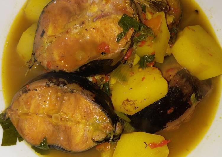 Catfish pepper soup Recipe by zeezee's kitchen - Cookpad