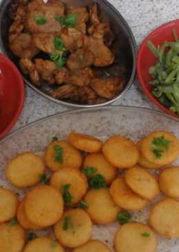 Deep fried pork loin recipe