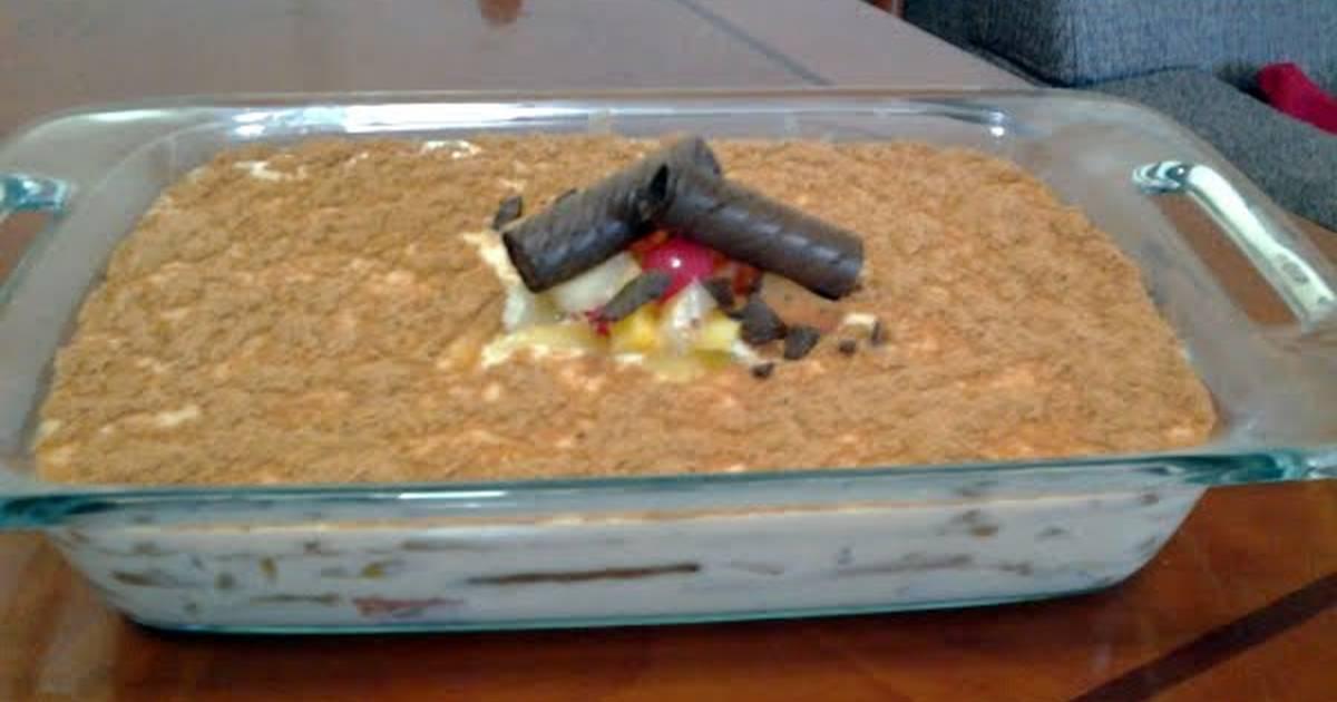 how to make graham cake filipino recipe