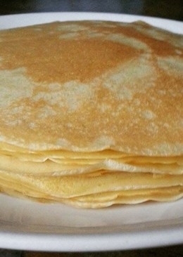 Bulgarian Delicious and Easy Crepes