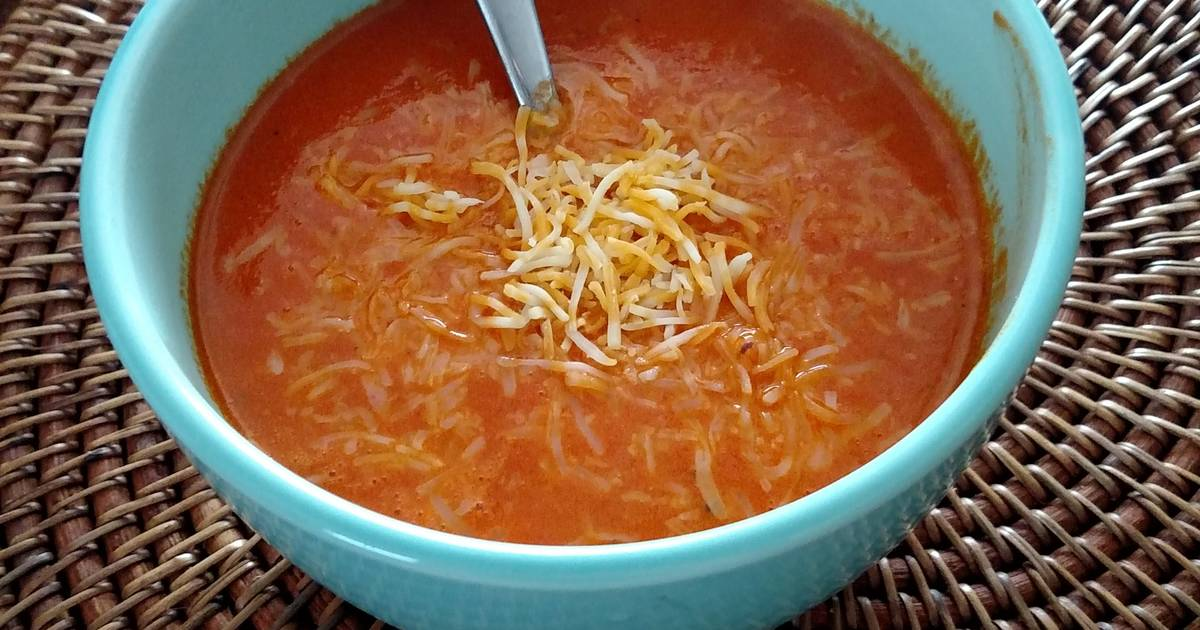 Roasted red pepper soup recipes - 92 recipes - Cookpad