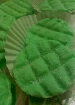 sunshine's creamy mint candy