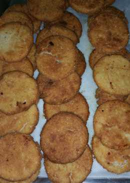 Simple fried cookie recipes