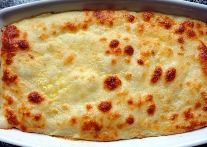 Cod fish casserole portuguese style recipe by sandra for Fish casserole recipes