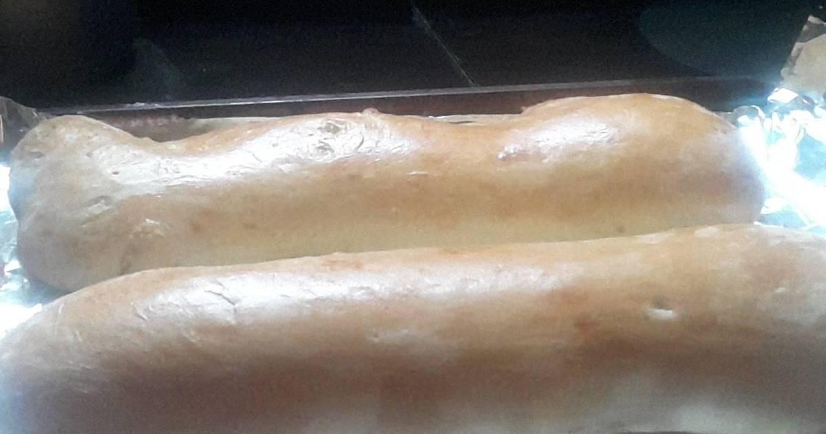 hoagie rolls bread machine