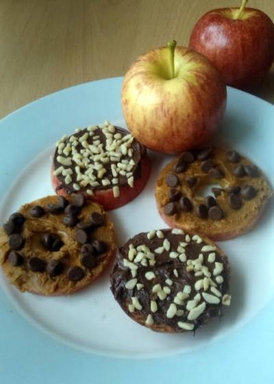 Vickys Apple 'Cookies', Gluten, Dairy, Egg & Soy-Free