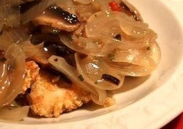 Crispy Fried Chicken with Sweet Vinegar Sauce Recipe by ...