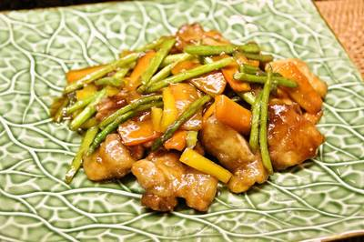 Super Fast Chicken Thigh and Five Spice Teriyaki