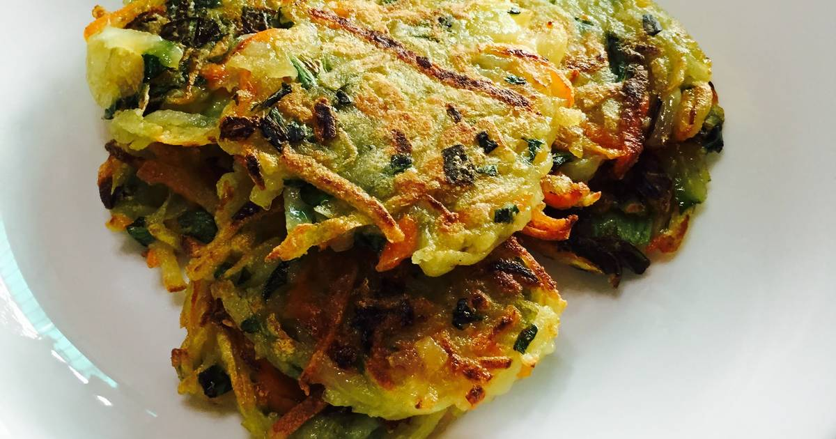 Healthy vegetable hash brown recipes - 3 recipes - Cookpad