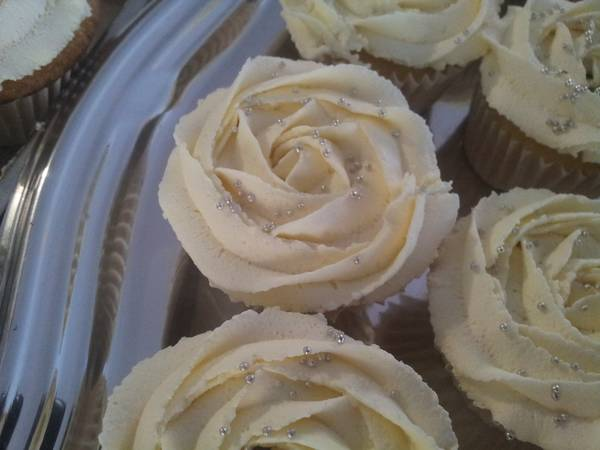 The perfect cream cheese frosting