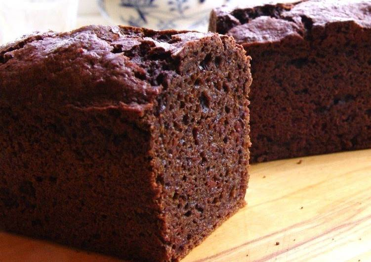 Chocolate Cake Recipe Japanese: The Rose Family's Beetroot Chocolate Cake Recipe By