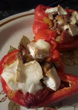 OMG Stuffed Peppers
