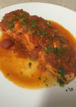 Moroccan fish with cumin recipes 4 recipes cookpad for Moroccan fish recipe
