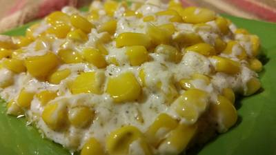 Crockpot Corn