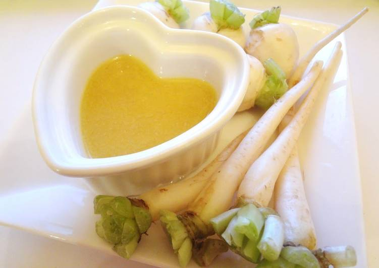 Vegan bagna cauda without anchovy recipe by cookpad japan cookpad