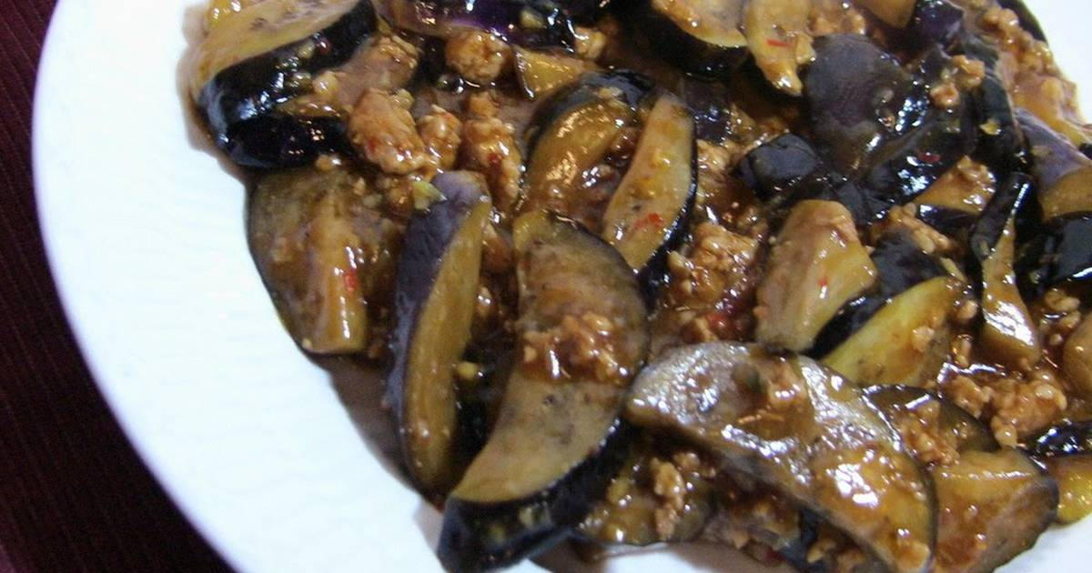 My family's Mapo Eggplant Recipe by cookpad.japan - Cookpad