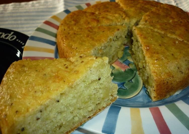 Banana Cake Recipe Japan: Oil-free Banana Kiwi Cake Recipe By Cookpad.japan