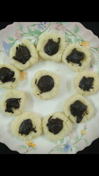 Easy No Bake Coconut Candy