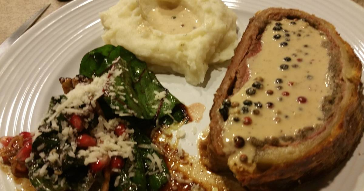 The Ultimate Beef Wellington Recipe by HardDog1110 - Cookpad