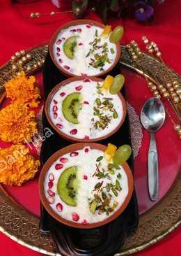 Indrani Cup /Kesariya Fruit Rabri
