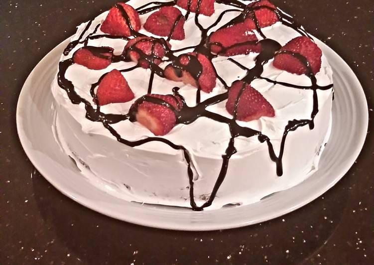Neapolitan Marble Cake Recipe By Fenway Cookpad