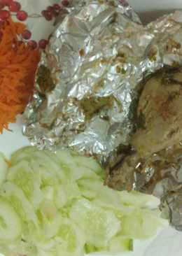 Easy Chicken Tandoori