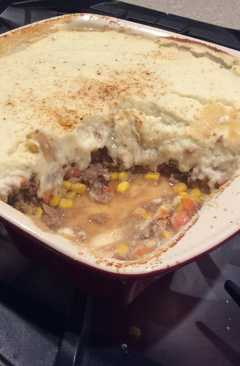 resep masakan healthy ish american shepherds pie