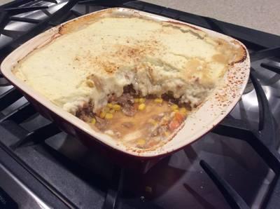 Healthy-ish American Shepherd's Pie