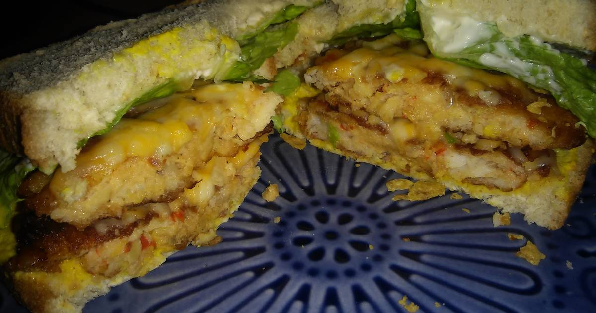 Fish patties recipe by angelicad cookpad for How to make fish patties