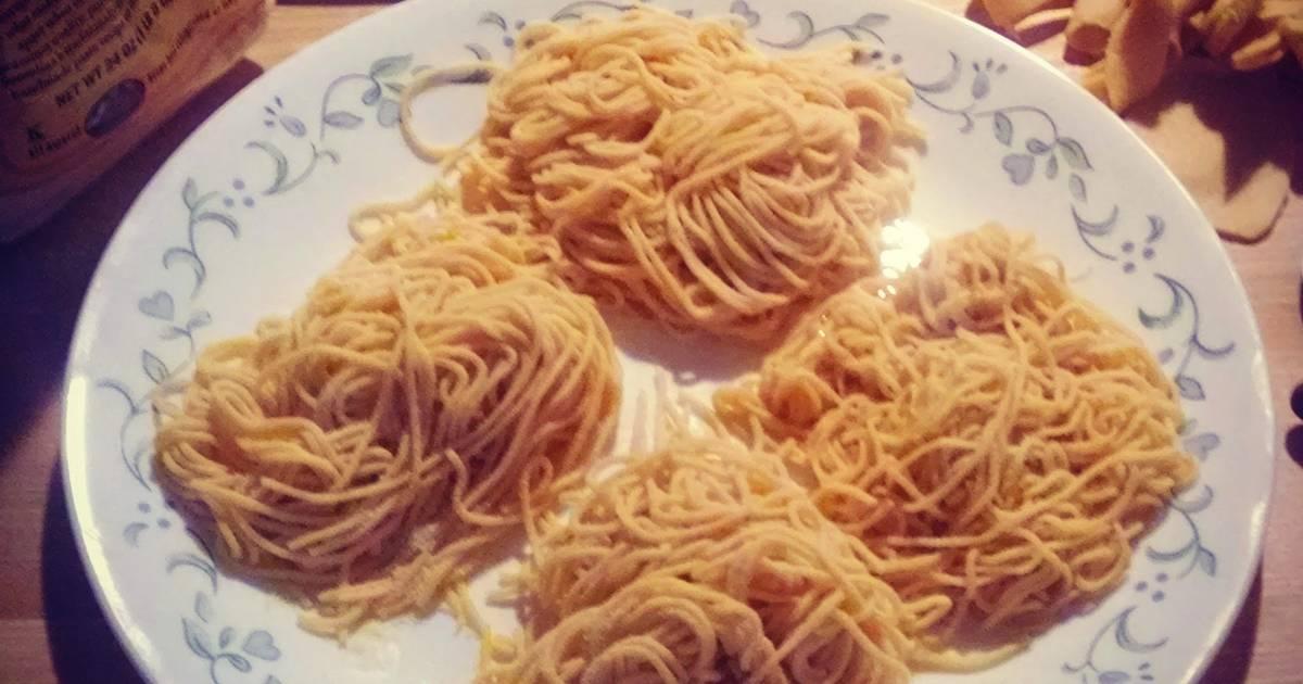 how to make homemade pasta noodles