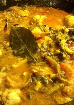 Mint Chicken Korma