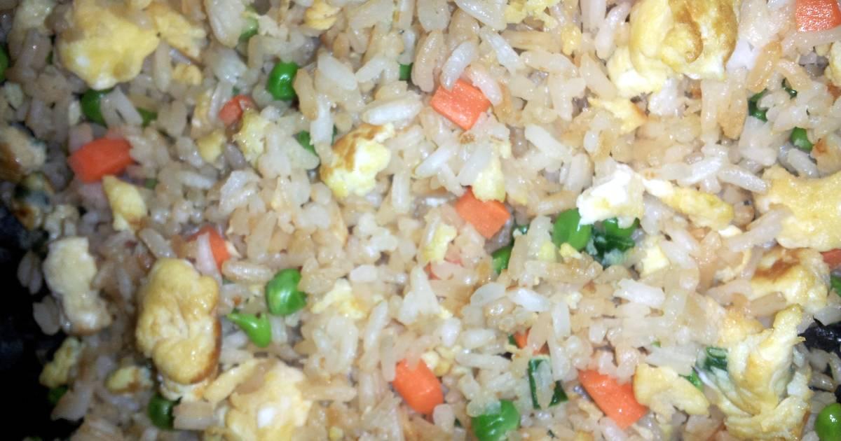Egg fried rice Recipe by danielG