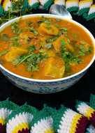 Oats Gatte Ki Sabzi /Curry