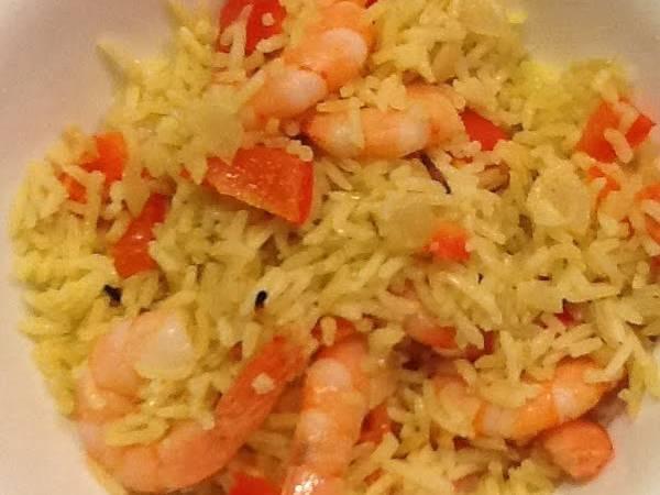 Shrimp Curry (easy)