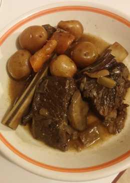Tami's Beef short ribs