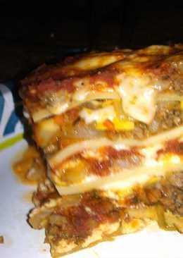 vhawks heavenly healthy lasagna