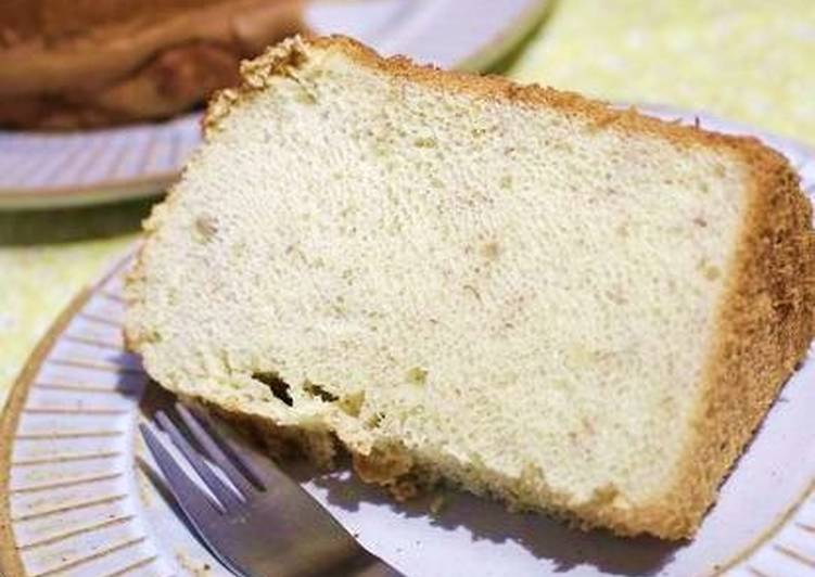 Banana Cake Recipe Japan: Foolproof, Banana Chiffon Cake Recipe By Cookpad.japan