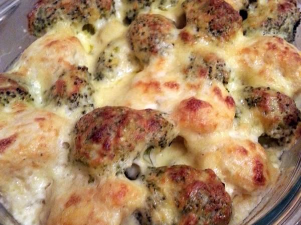 Broccoli Cauliflower Cheese