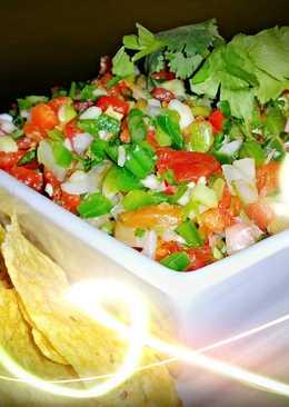 Mike's Garlic Salsa Fresca Or Ceviche