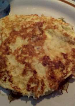 Super Skinny Banana pancakes [2 ingredients only] Wheat free