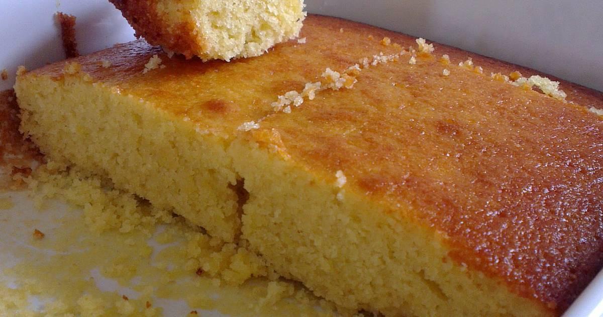 Sponge Cake Recipe Uk Plain Flour: Greek Sponge Cake Recipe By Enroz